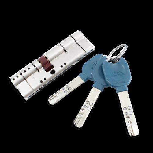 Cilindro ABBA Profile Mod. Locxis 4 95 mm