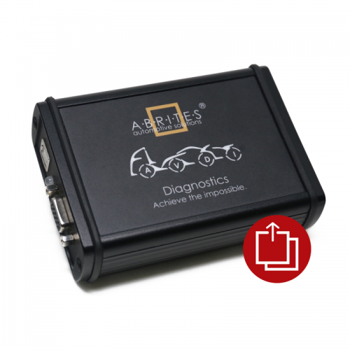 VN009 Programación clave para vehículos MQB